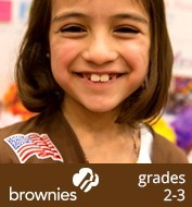 Brownies grades 2-3